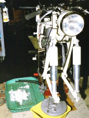 Going to Bonneville Salt Flats in 2007